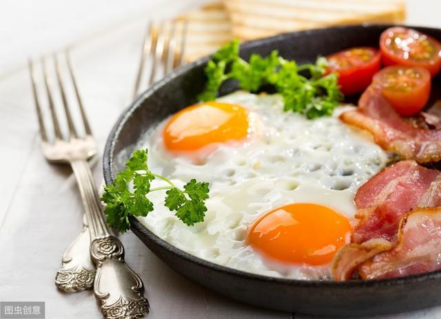 鸡蛋的二三事