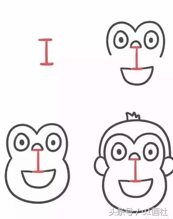 26个英文字母创意简笔画,宝宝边画画边学习 解决妈妈的教学难题