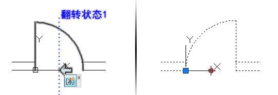 CAD教学:学习CAD动态块?移动,下载欧式线条剖面cad缩放图片