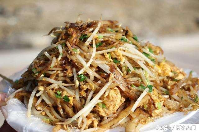 衡水特产名吃之冀州焖饼