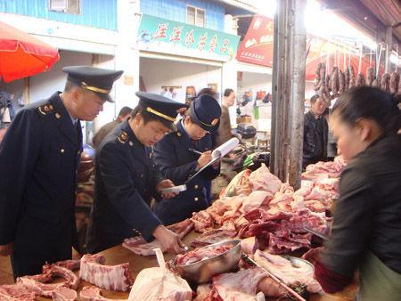 春节前猪肉蔬菜价格持续上涨 内蒙古派出三个巡查组督促监管