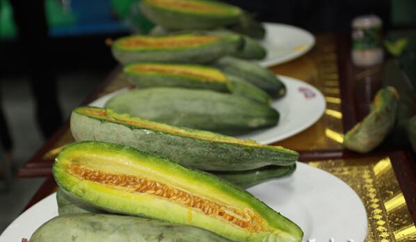 淮南特产:潘集酥瓜