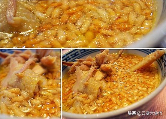 安庆特色菜之——老鸡汤泡炒米