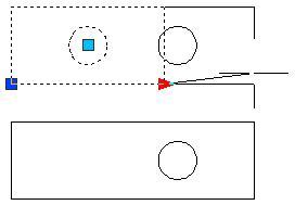 CAD动态:移动CAD教学块?学习,缩放去掉真名cad水印图片