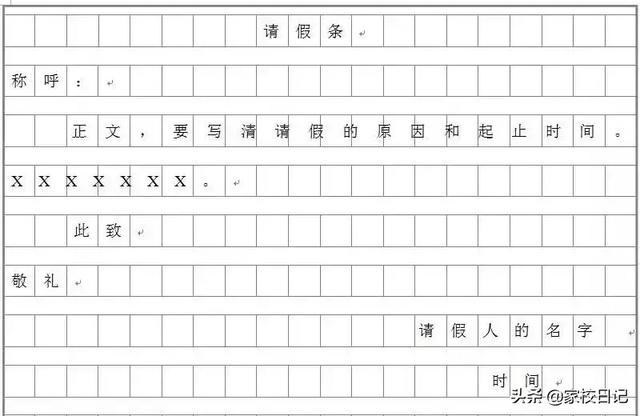 大全学画7类应用文格式及必考小学技巧(附满书小学生写作的画图片