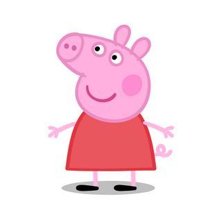 小猪佩奇简笔画步骤图大全