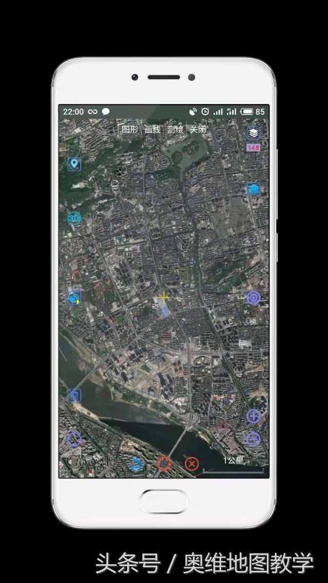 动图教程|在奥维剧院中绘制CAD圆度盘cad地图图片