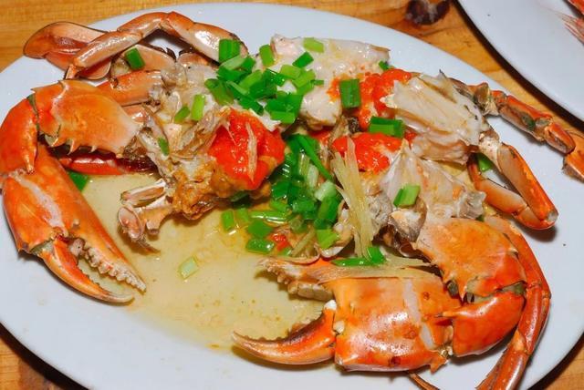 万宁和乐蟹——海南四大名菜之一