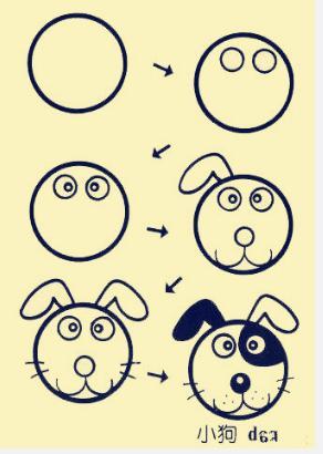 一些常见的简笔画教程