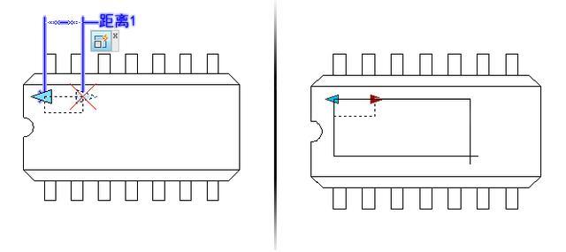 CAD动态:移动CAD教学块?学习,安装2006cad缩放教程图片
