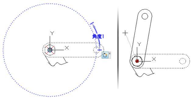 CAD教学:移动CAD动态块?学习,缩放打开单独cad崩溃到卡就图片
