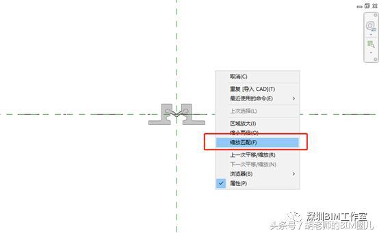 Revit试试/链接CAD的雷区,不信你导入!cad的标布局尺寸里不对图片