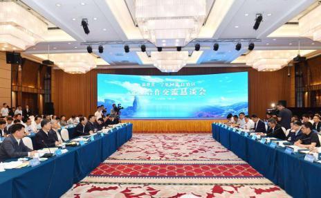 融侨集团与宁夏固原市签订合作协议,拟投资10亿发展畜牧产业