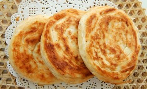 山东济南著名的特产美食:莱芜烧饼
