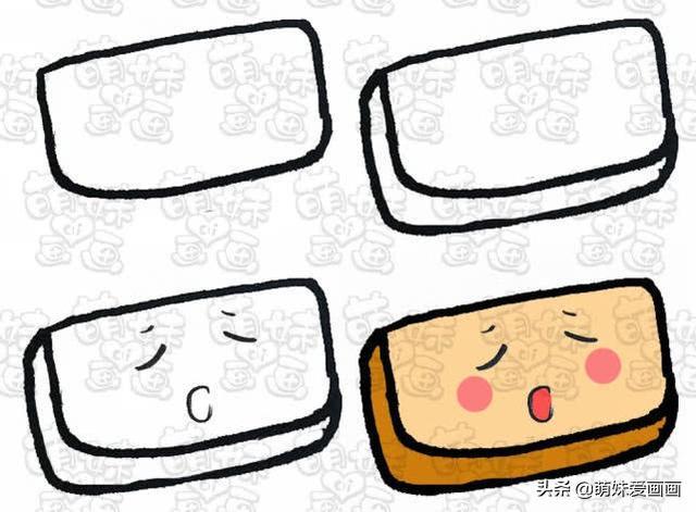 筷子夹面条简笔画 面条简笔画图片大全 一碗面简笔画 筷子夹面条 爱聪网