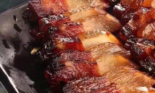 百色特产,美味的民间腊肉,你的吃过么