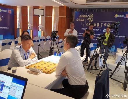 成都象棋历史性夺得全国甲级联赛冠军
