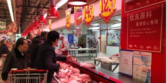 常州:生猪价格持续上涨,精瘦肉零售均价逼近30元/斤