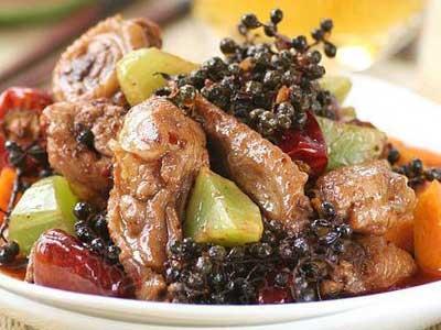 莱芜特色小吃美食特产--莱芜花椒鸡--附送制作方法