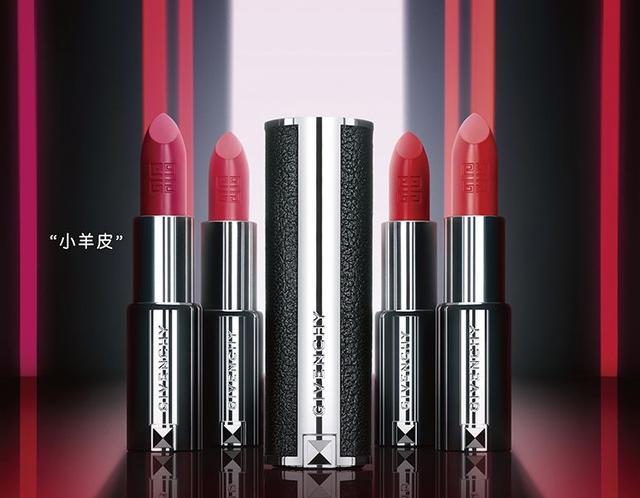 还好在樱花季遇到你—纪梵希粉色小羊皮01变色唇膏试色分享