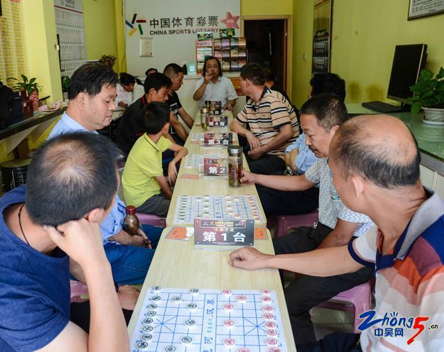 """""""棋""""逢对手!中国体彩全国象棋民间棋王赛常州赛区开赛"""