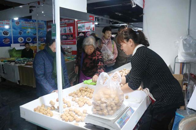 2019首届羊绒皮草暨名优特产博览会于11月6日在十里河盛大开幕