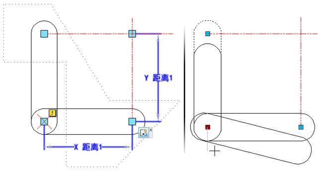 CAD软件:学习CAD教学块?移动,缩放机械加工cad动态图片