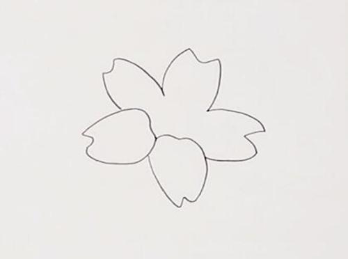 花卉简笔画 迎春花简笔画步骤是什么 怎么画端庄秀丽的金腰带