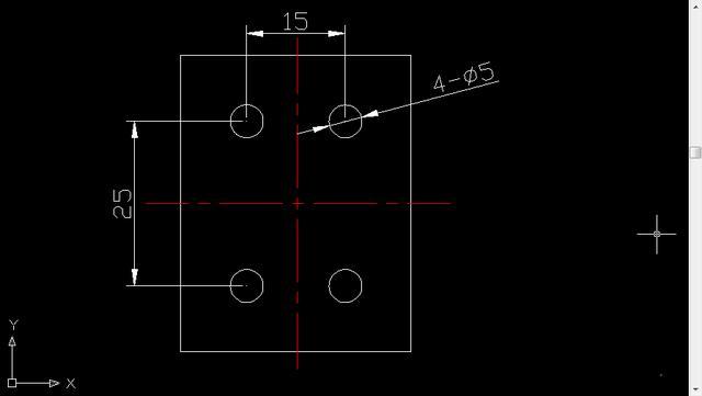 看一遍就学了给CAD古炮v古炮标注沉头图纸div图纸模型符号图片