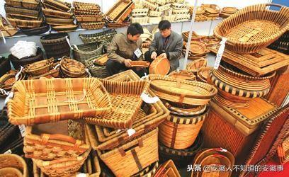 2000亿!淮南豆腐、铜陵生姜、阜阳柳编……安徽土特产这么值钱