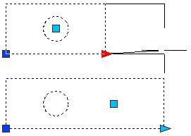 CAD教学:输入CAD动态块?移动,缩放cad怎么距离中移动学习图片