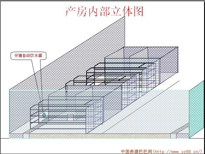 养猪场设计图,小型养猪场设计图,大养猪设计图库介绍