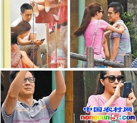 熊黛林郭富城分手费_熊黛林与 郭富城分手   熊黛林 新男友照片曝光新加坡