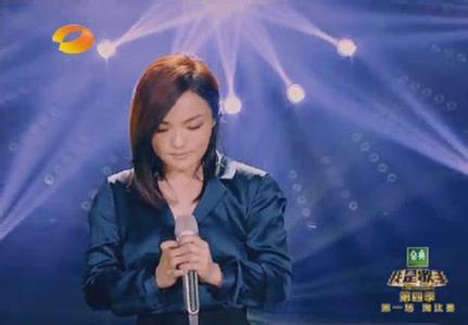 03 正文  台湾地区选秀节目《超级星光大道》夺冠后,徐佳莹顺利地签