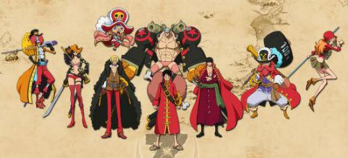 日本剧情讨论海贼王网友场合是不是铺的太大了公共漫画漫画