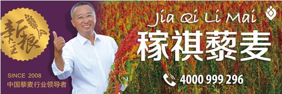 中国藜麦第一人——访山西稼祺藜麦总经理武祥云