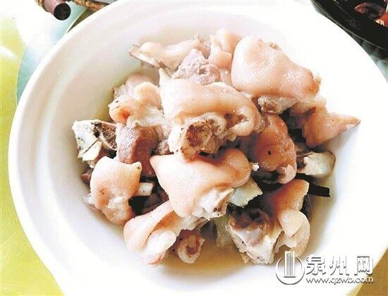 竹鼠美味:姜焖竹鼠