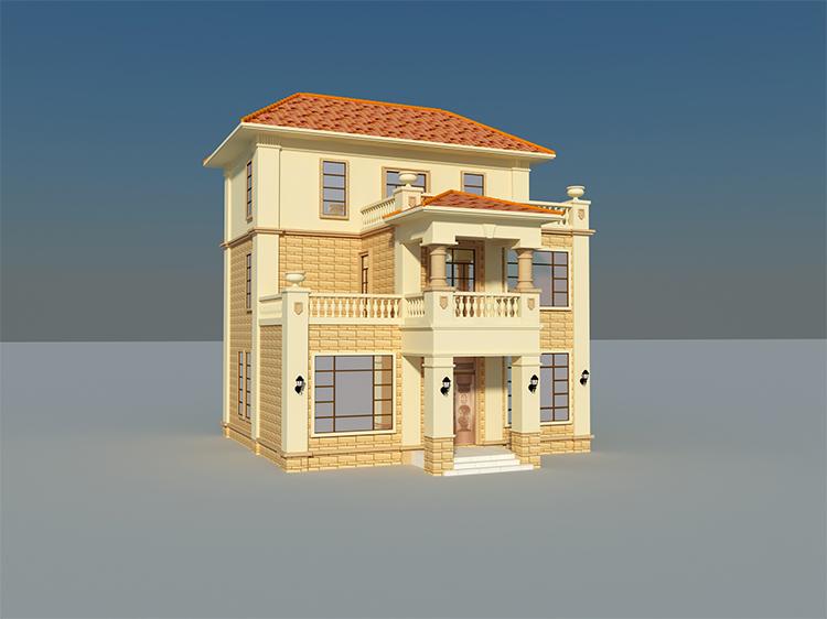 设计狮出品:专注于新农村自建房屋,新农村建筑,自建别墅图纸设计的