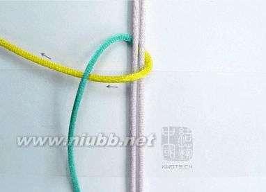 绳子编织 各种基本绳结编法