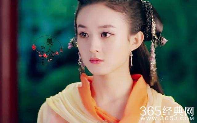 赵丽颖十个古装角色,花千骨,陆贞,碧瑶哪一个最吸引你