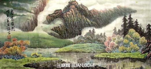描写春天的古诗大全图片
