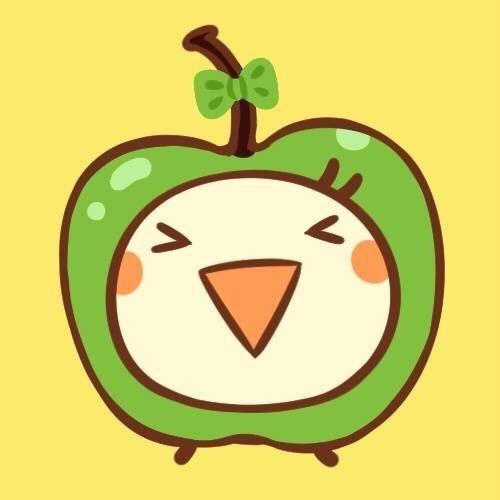 可爱卡通水果头像