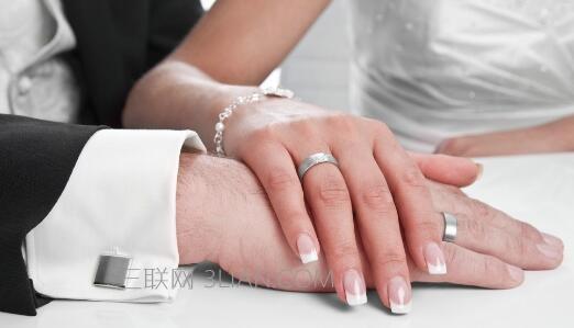 手指戴戒指的含义图片