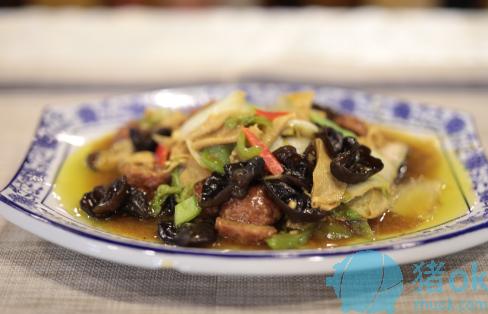 哈勒滨螃蟹猪肉:白菜木耳炒饭庄丸子钱塘江有名菜吗图片
