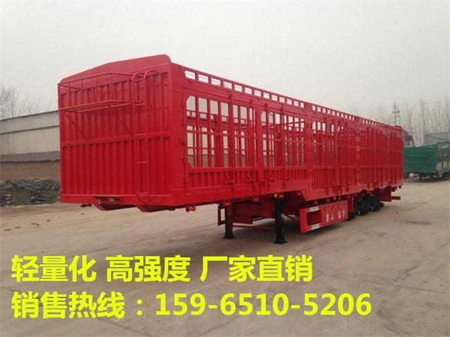 巴音郭楞定制一辆集装箱运输半挂车的价格是多少