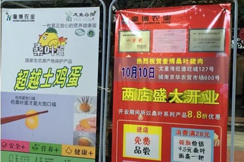 【新闻视点】培育绿色品牌标杆 奎博桑叶猪肉获点赞