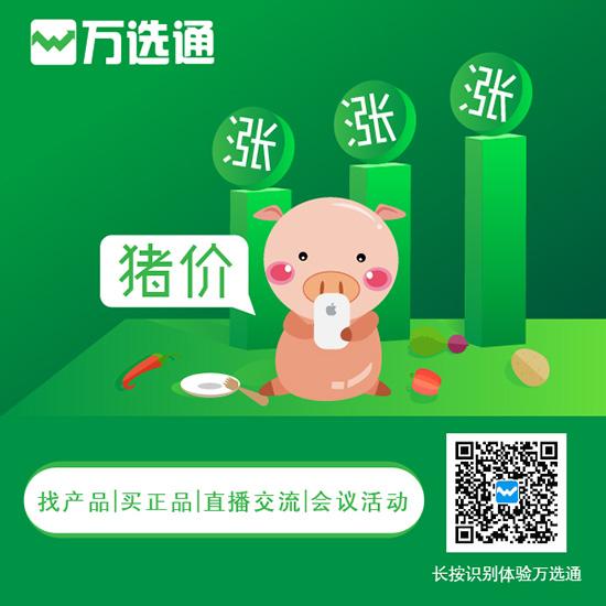 10月底将现猪价转折点,走强局面将逐步呈现