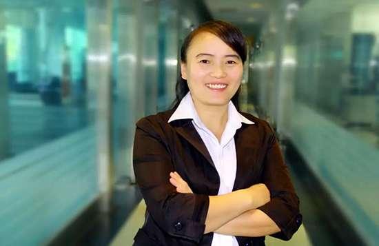 用微笑面对每一次挑战——对话铁骑力士集团牧业事业部服务部经理张敏君
