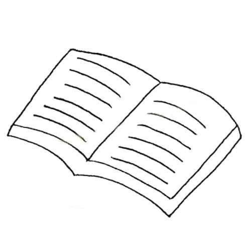 阅读频道 简笔画                         笔记本,文具,生活,本子