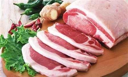猪肉价回到8年前.学校食品城西南图片